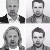 Europol pfeift die Jagd auf Europas Most Wanted an