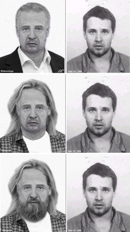 Der mutmaßliche Mörder Tibor Foco ist seit 1995 auf der Flucht. APA
