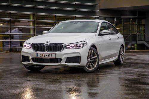 Der neue BMW 6er GT ist ein eigenwilliger Charaktertyp, der als wuchtige Reiselimousine den noblen Auftritt pflegt. VN/Steurer