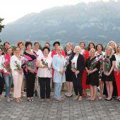 Ein Lions-Club mit Frauen aus drei Ländern