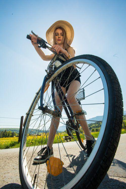 21 Prozent der Wege werden aktuell mit dem Fahrrad zurückgelegt.