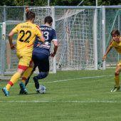 Admira maß sich mit dem FC Dornbirn