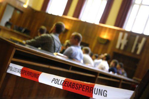 Die 17 Anhänger der IBÖ wurden in Graz freigesprochen. APA