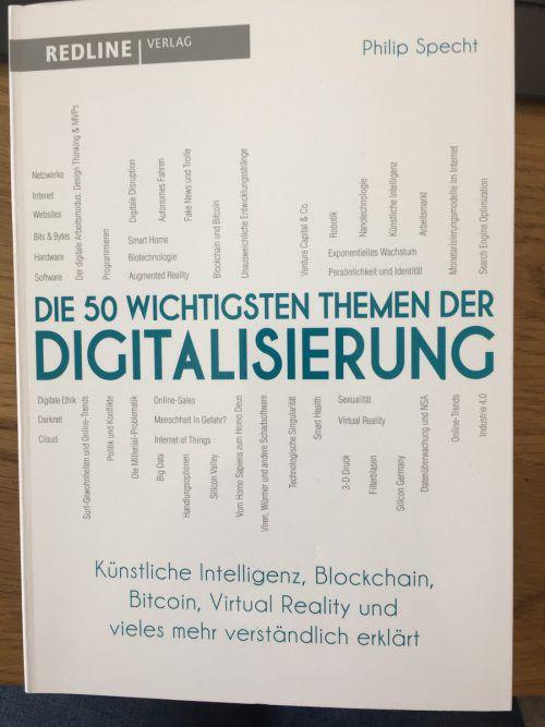 Die 50 wichtigsten Themen der DigitalisierungPhilip Specht, Redline Verlag