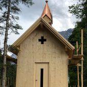 Arme-Seelen-Kapelle bis Herbst erneuert