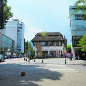 Neubau statt Bauruine in der Innenstadt