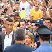 Italien im Ronaldo-Rausch