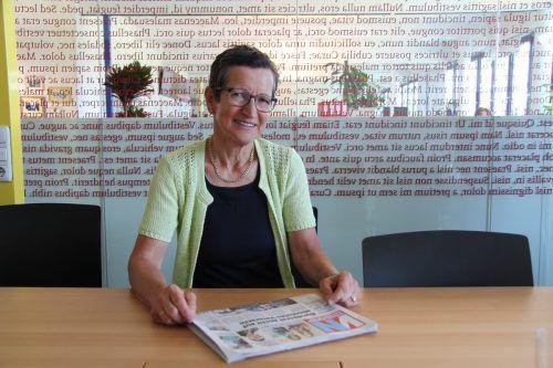 Die ehemalige Landesrätin Greti Schmid pflegt den Unruhestand. vol.at