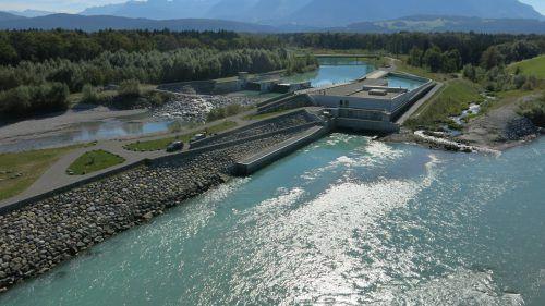Kleinere Kraftwerke wie am Illspitz wurden schon mit dem Ökostromgesetz gefördert. Stadtwerke