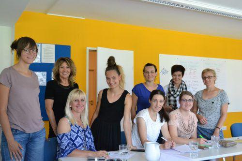 Die Kursteilnehmerinnen erhielten einen tiefen Einblick in die Praktiken des Storytellings.BI