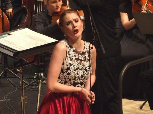 Die Mezzosopranistin Mirjiam Fässler überzeugte als Carmen.