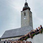 Internationales Renommée in kirchlicher Kulisse