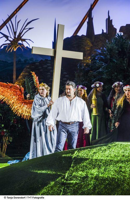 """Die Oper """"Edgar"""" spielt im spätmittelalterlichen Flandern."""