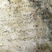 Tonplatte mit Homers Odyssee-Versen entdeckt