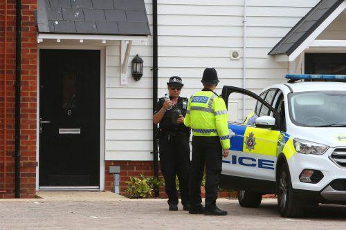 Die Polizei hat eine kleine Menge des Nervengifts gefunden. AFP