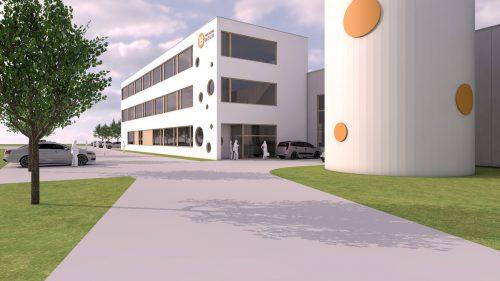 Die seit knapp 160 Jahren bestehende Hermann-Blösch GmbH beschäftigt 60 Mitarbeiter und fertigt Fenster aus Holz und Holz/Aluminium. i+R