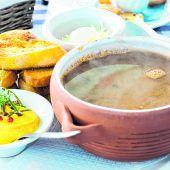 Ein Gaumenschmaus: Bouillabaisse