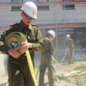 Feuerwehrjugend im Einsatz