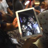 Bauern opfern Ernte für in Höhle gefangene Jugendfußballer