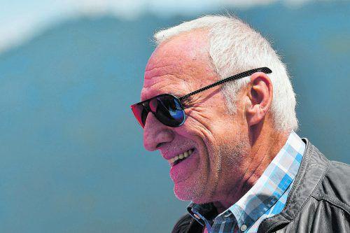 Dietrich Mateschitz vertraut auf die Allianz mit Honda. apa