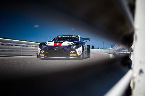 Dritter Start für Christian Klien im Lexus-RC F-GT3-Boliden beim 24-Stunden-GT3-Klassiker von Spa. efr