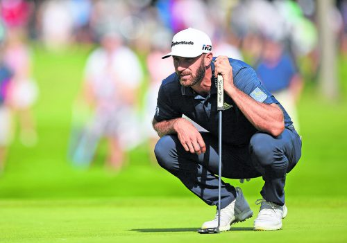 Dustin Johnson festigte seine Topposition in der Golf-Weltrangliste.  apa