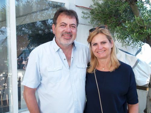 Egon und Monika Haag (Bäckerei Mangold).