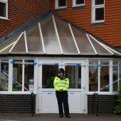 Neuer Giftverdacht bei Salisbury: Paar schwer erkrankt