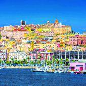 Sardiniens HauptstadtCagliari