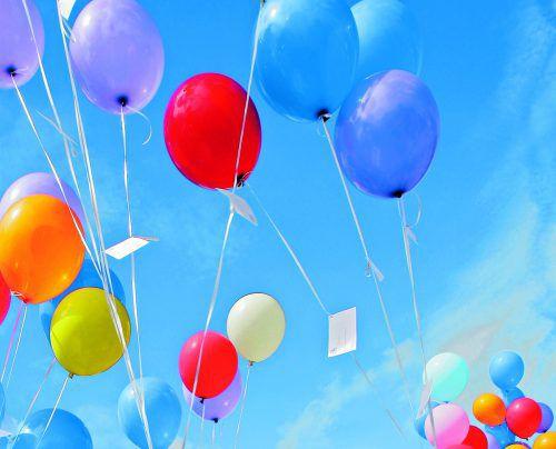 Einer der Ballone legte 14.000 Kilometer nach Australien zurück. AP