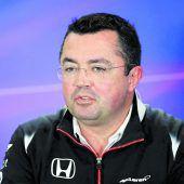 McLaren-Direktor Boullier trat zurück