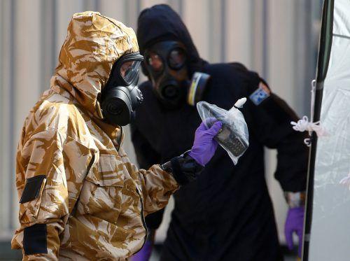 Etwa 400 Beweisstücke haben Ermittler in der Wohnung sichergestellt. Reuters