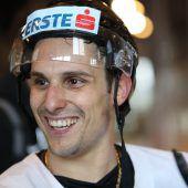 Fabio Hofer startet in Ambri durch. C3
