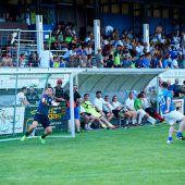 Fußballfest in Lustenau