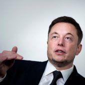 Hohn und Spott für Elon Musk