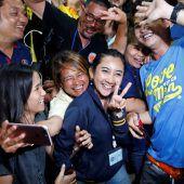 Thailand feiert Höhlenwunder. D10