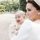 Royales Familienfest: Offizielle Bilder von Prinz Louis Taufe