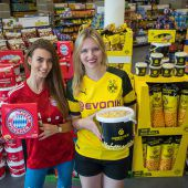 Gunz-Volltreffer mit Fußball-Food. D1