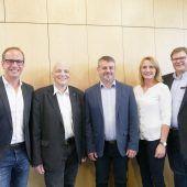 Stadtratwechsel in Hohenems