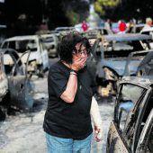 Nationale Tragödie in Griechenland