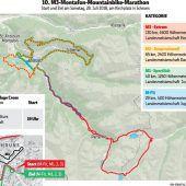 Jubiläum fürMountainbike-Marathon