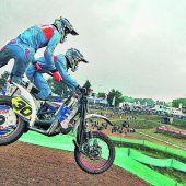 Erfolgreiche Motocrosser