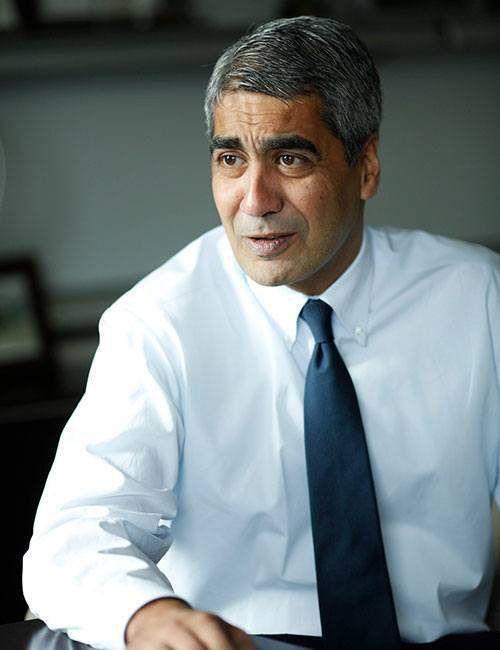 Finanzunternehmer Manjit Dale ist Hausherr in den Chalets. TDR