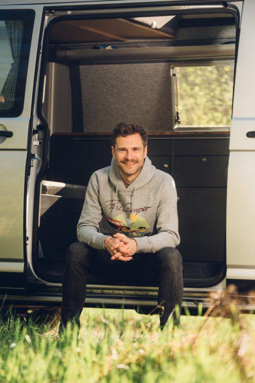 Für Dirk Fehse ist Camping mehr als nur ein Geschäftsmodell. PC