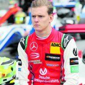 Mick Schumacher holtein Spa ersten F-3-Sieg