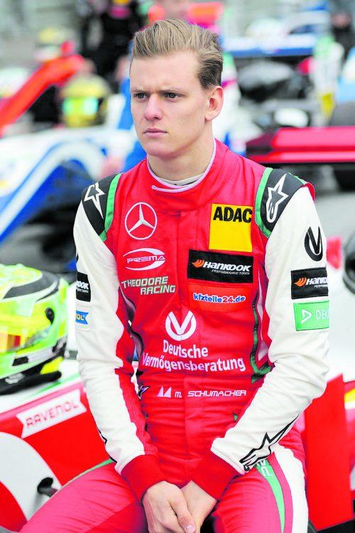 Fuhr in Spa seinen ersten Erfolg in der F-3-EM ein: Mick Schumacher. noger