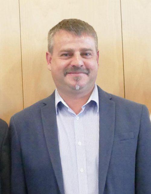 Gerhard Stoppel, Jahrgang 1969, ist neuer Umweltstadtrat. Stadt