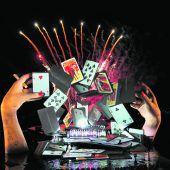 Kein Trick, gut kalkuliertes Spielerglück