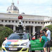 Google Streetview startet bald in Vorarlberg