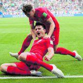 Vom Three-Lions-Fan zum WM-Torschützen
